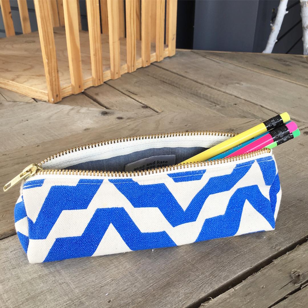 Mountain High Pencil Pouch