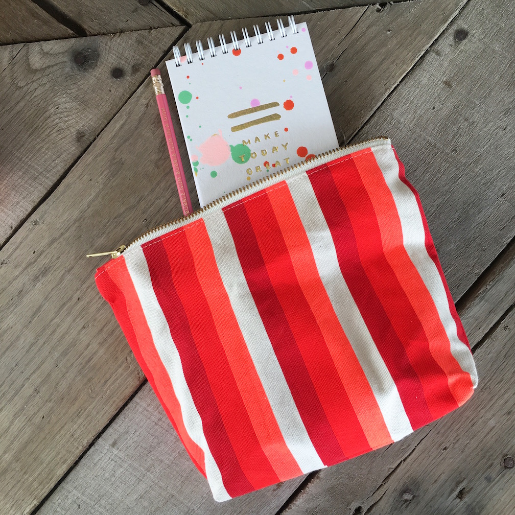 Big Top Carryall Pouch
