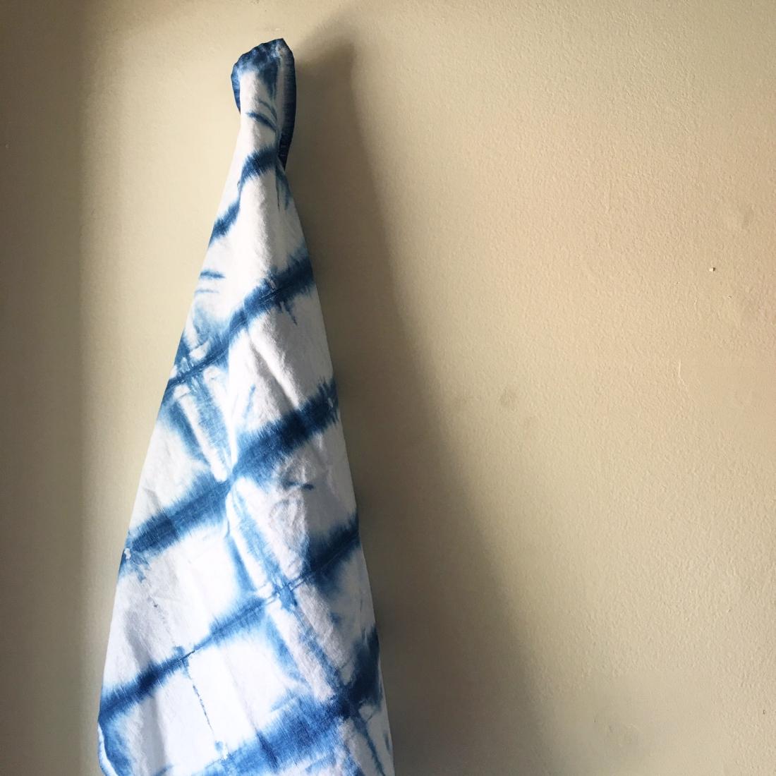 Indigo Tea Towel Set