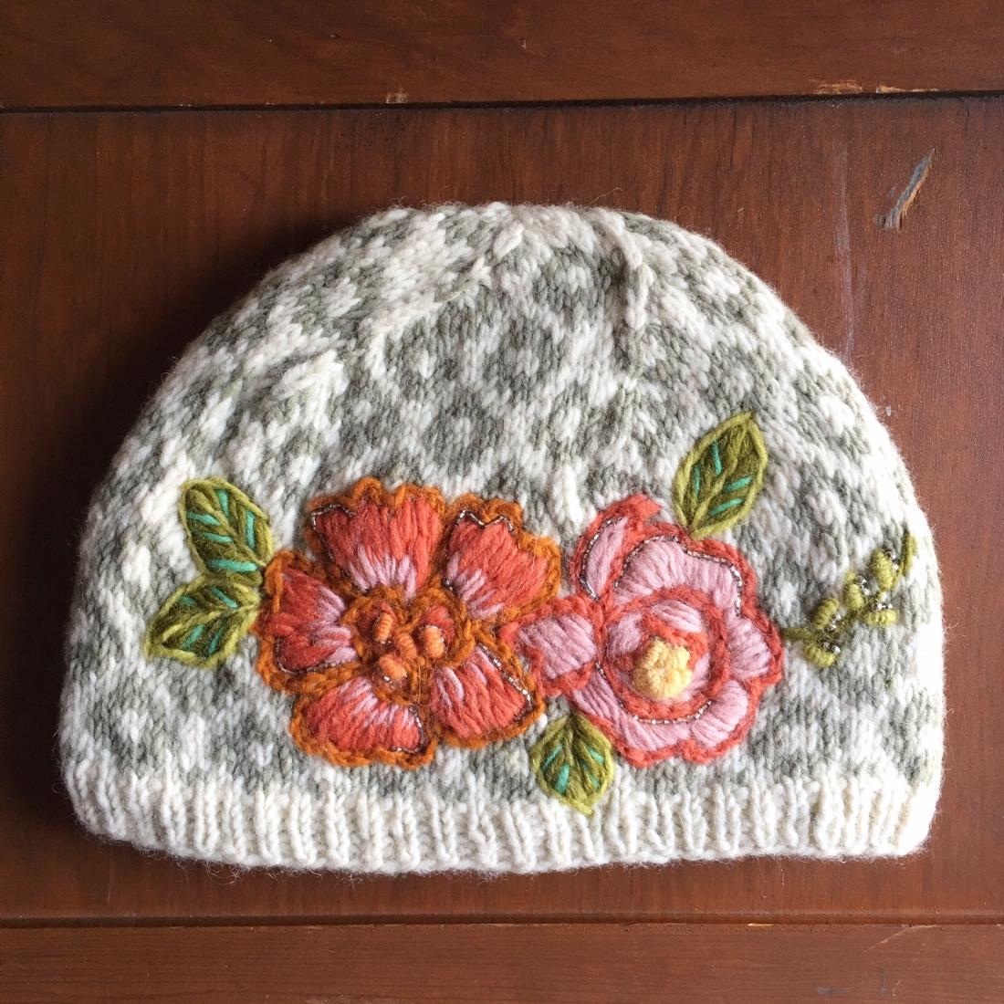 Posy Sparkle Hat