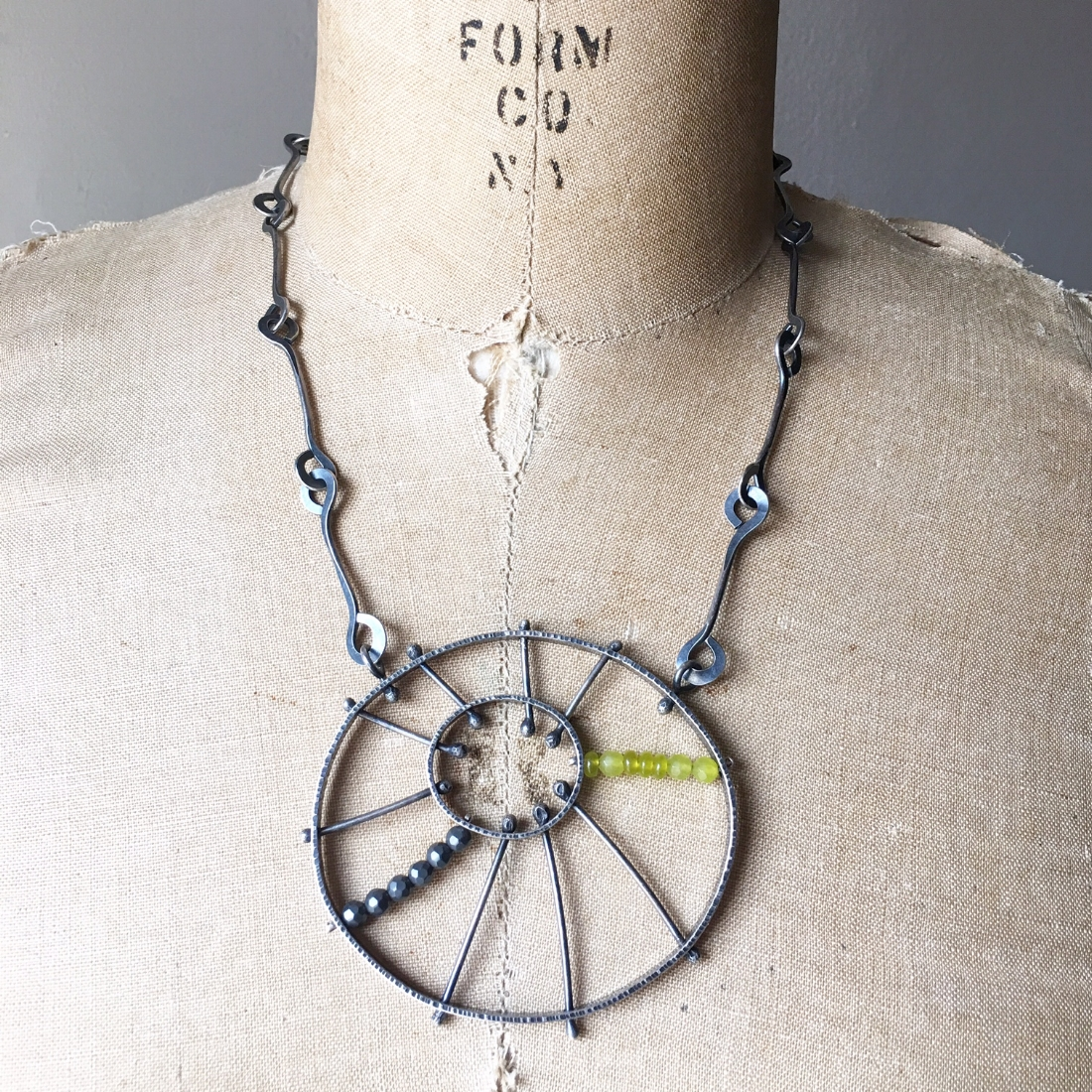 Industrious Necklace
