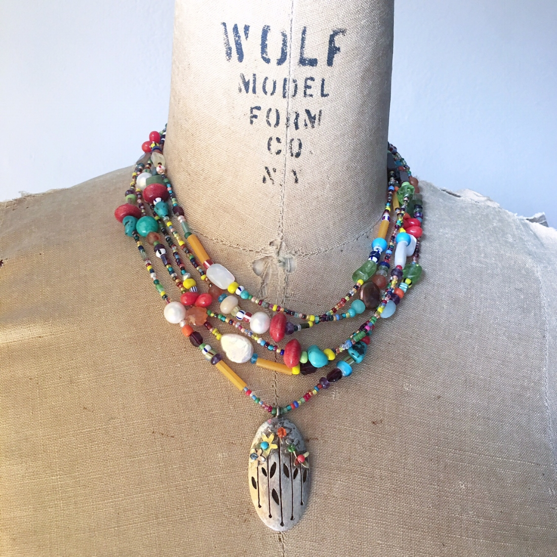 Collected Colors Necklace