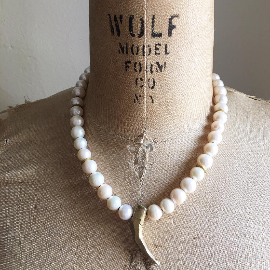Fancy Fierce Necklace