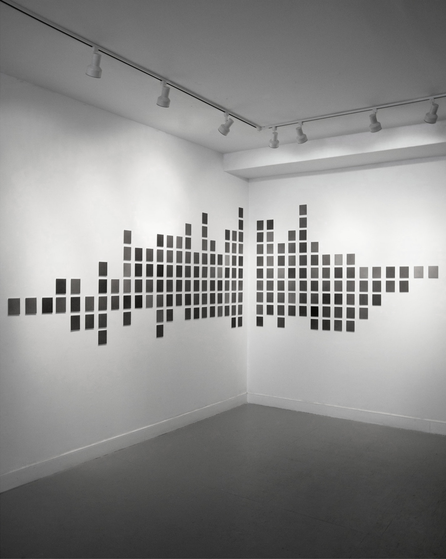 Installation view at Loop Gallery, Toronto, ON, Canada