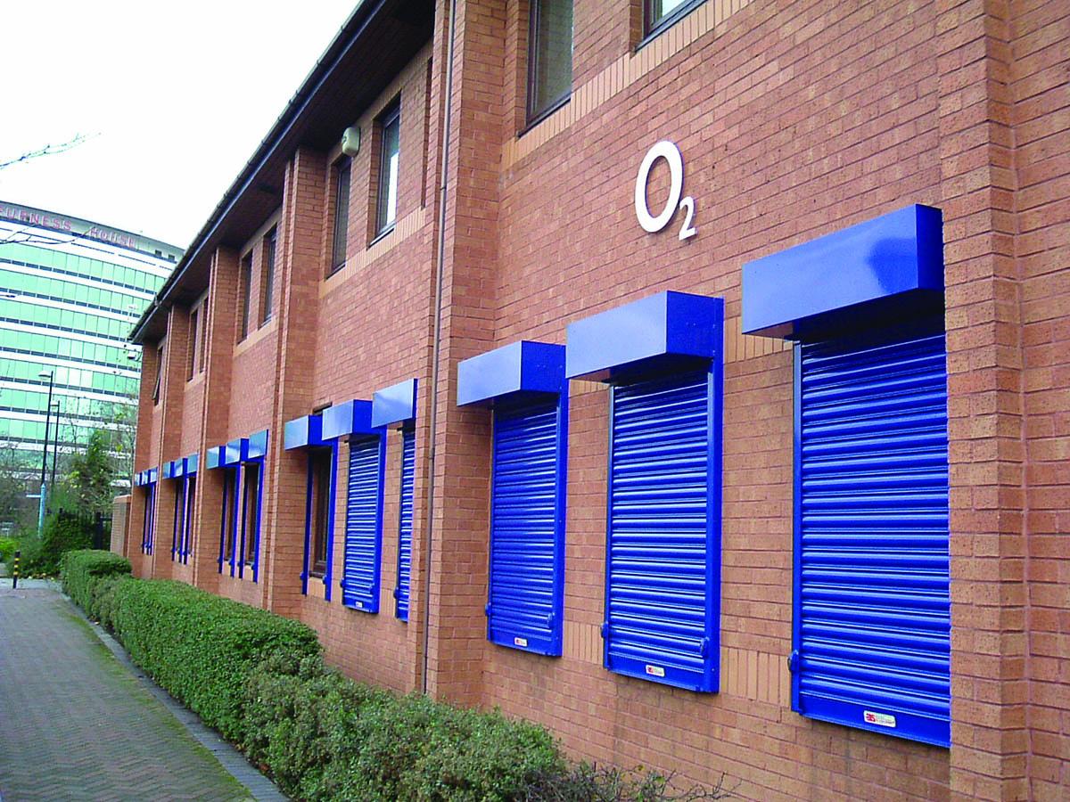 Retails shutters