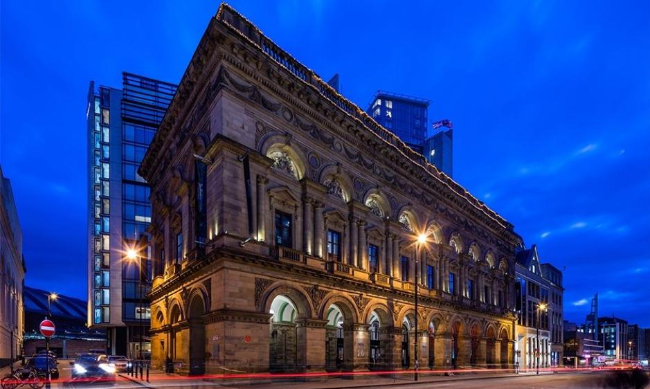 Raddison Edwardian Hotel, Manchester