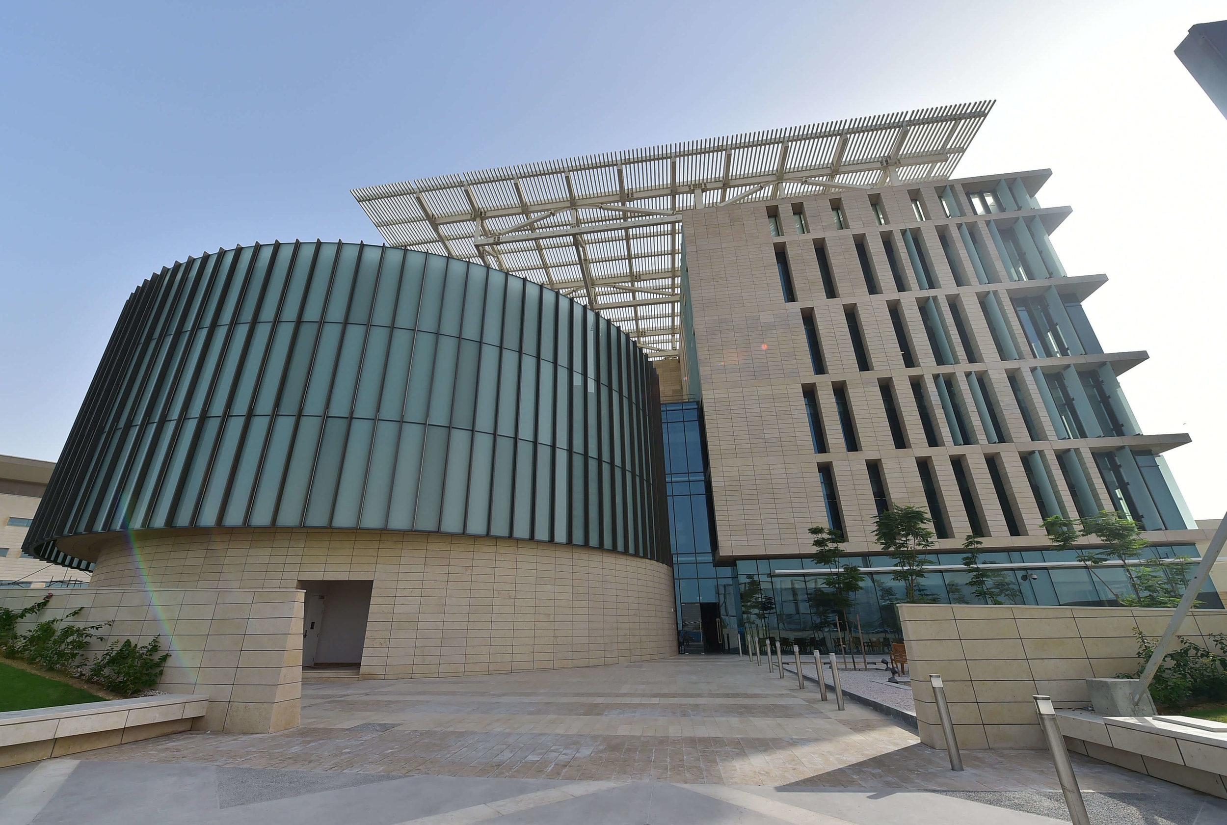 Hamad Medical Simulation Centre, Doha. -