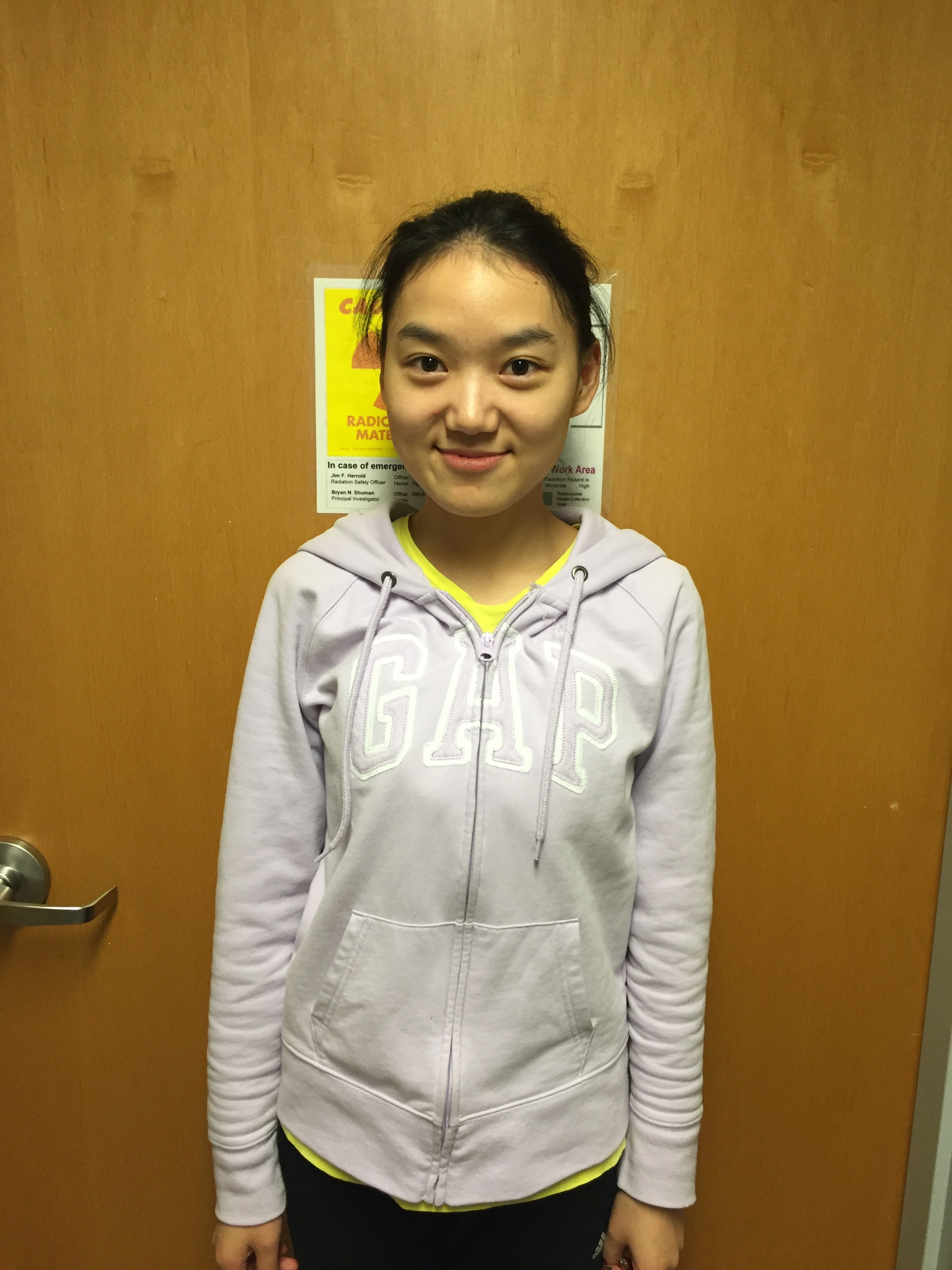 Jiashi Yin, Ph.D. 2018