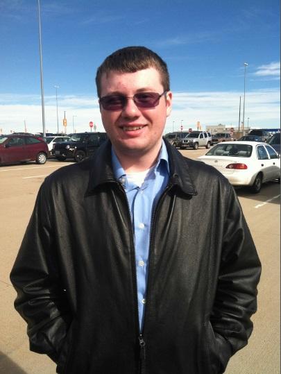 Kyle Meyers    -  NSF EPSCoR Undergraduate Research Fellow