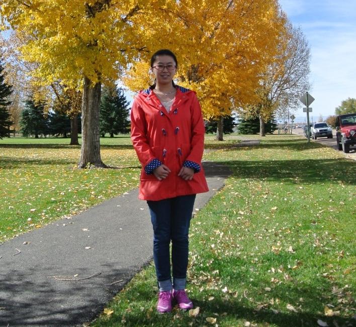 Zhihan Gao, MS 2015