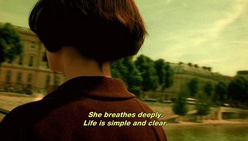 My feel-good go to is Amélie.