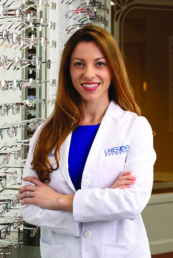 Lindsey Walsh, O.D.