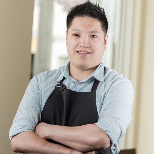 EXECUTIVE CHEF GEOFFREY LEE