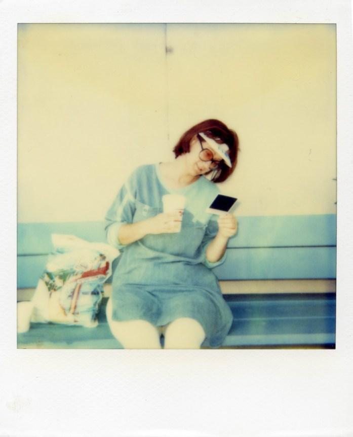 Found Polaroids Project: Polaroid #23