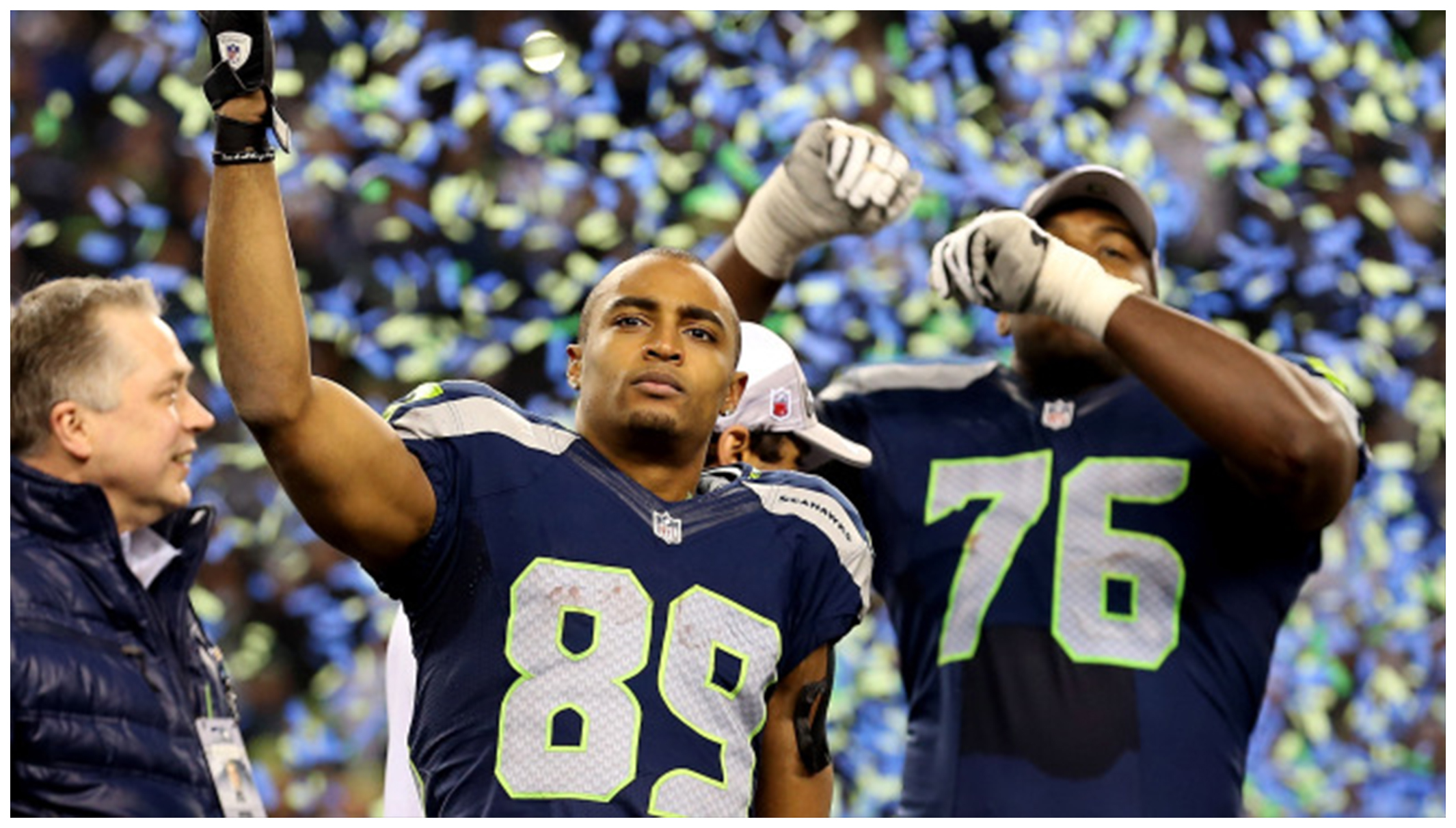 Doug Baldwin - Seattle Seahawks, WR