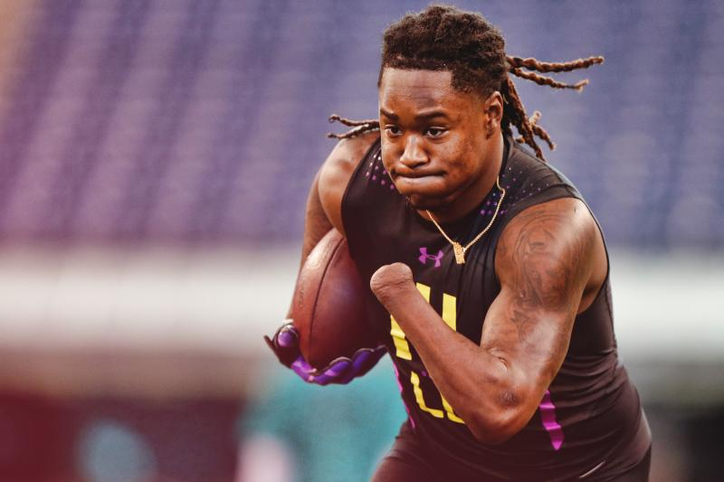 """Shaquem Griffin doesn't care about being your """"feel good"""" story"""