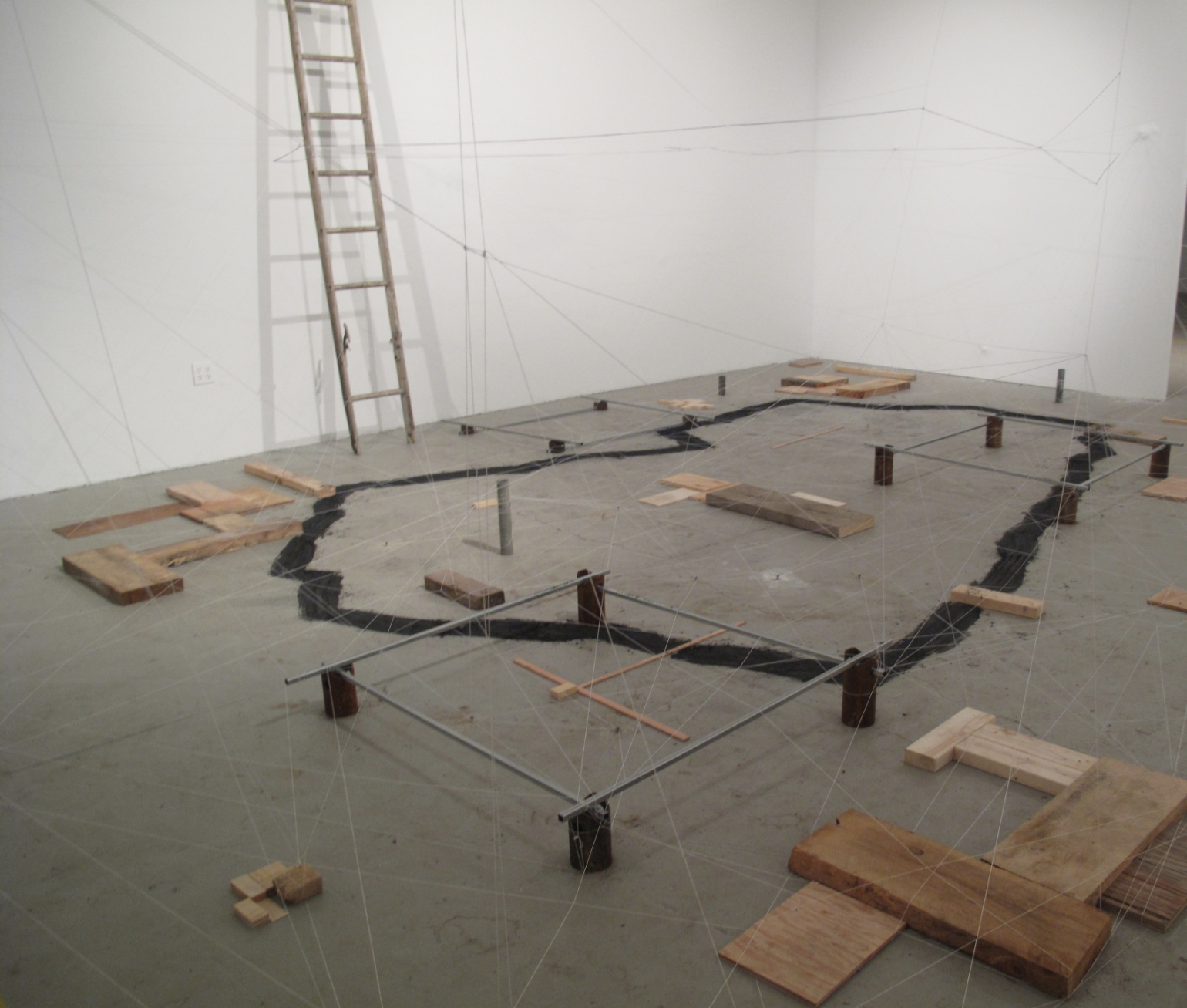 Configurations of Constructions to Make a Whole