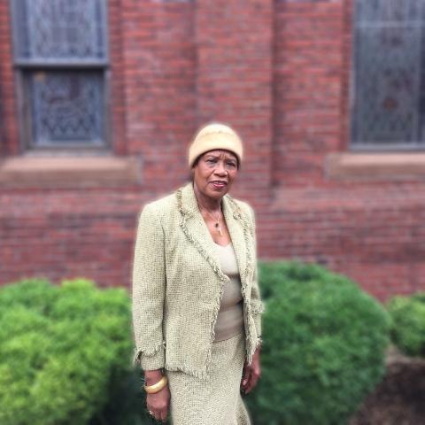 Senior Warden   Ms. Beatrice Hendricks