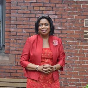 Treasurer   Ms. LaVerne Naughton
