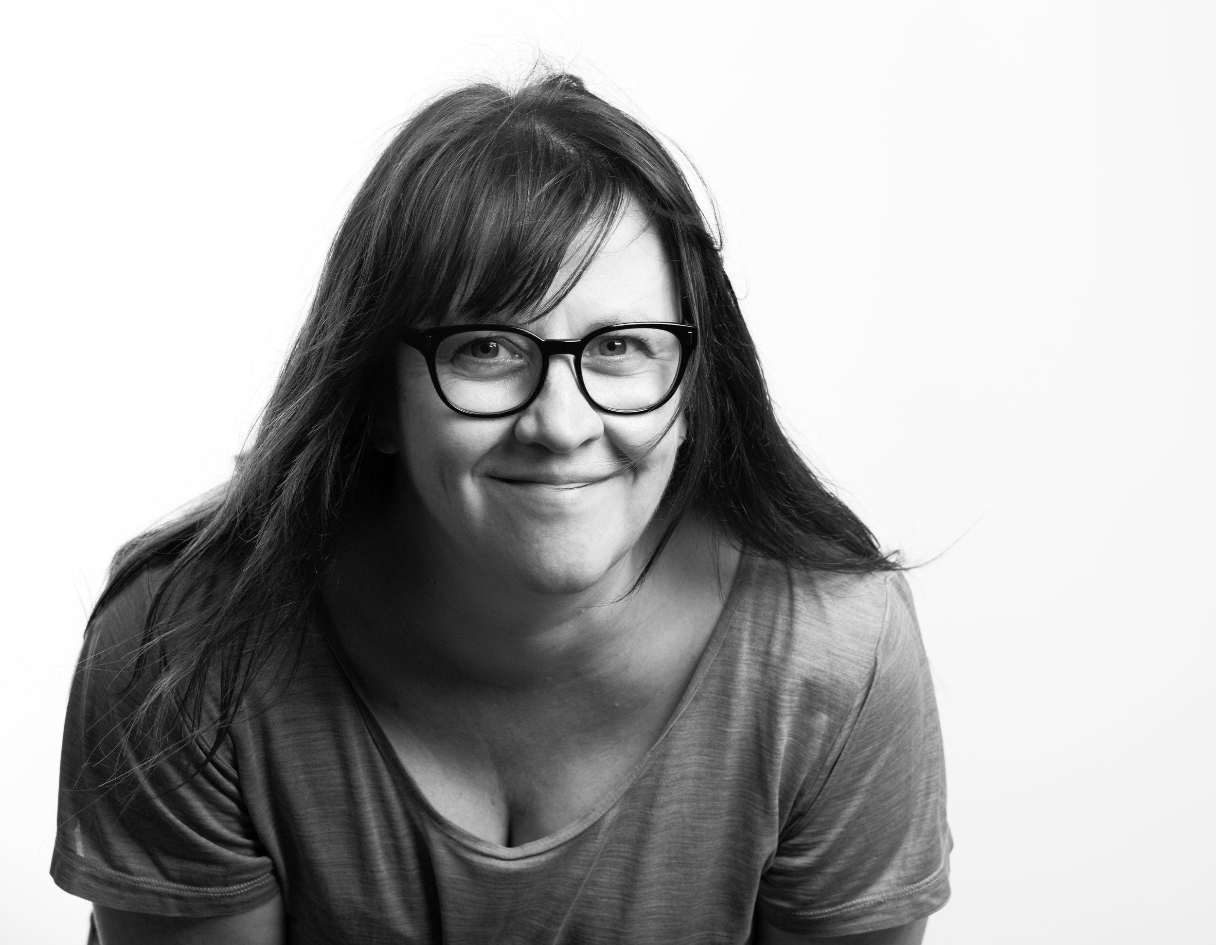 Joanna Falck - Moderator