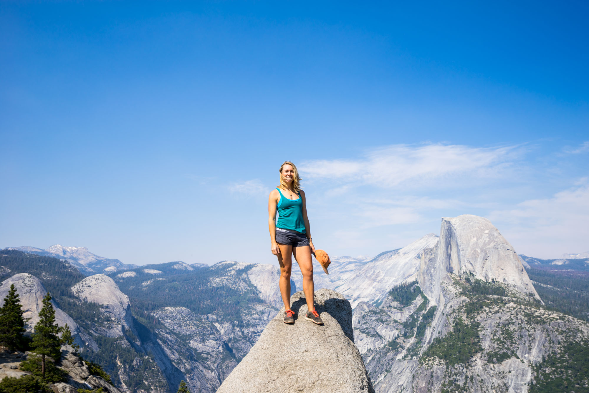 Glacier Point, Yosemite NP