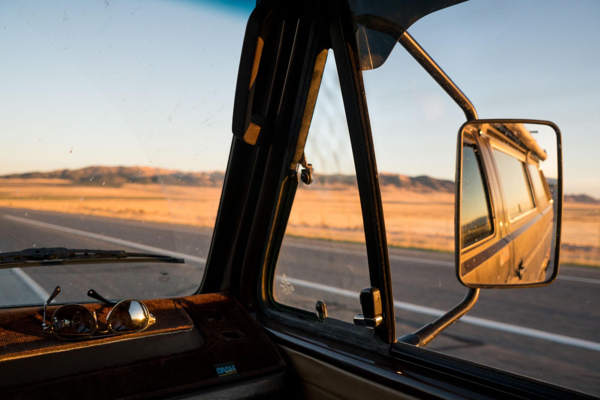 Highway to Utah