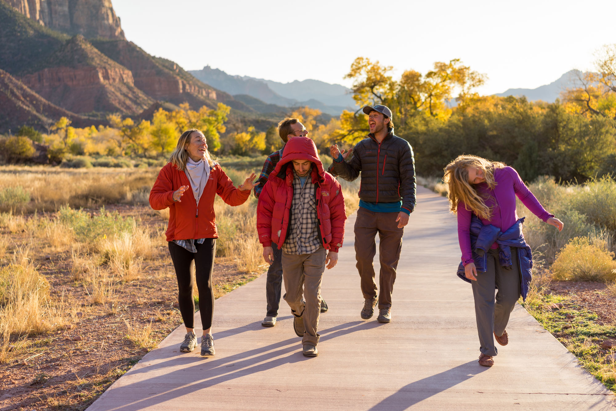 Post Thanksgiving Hike