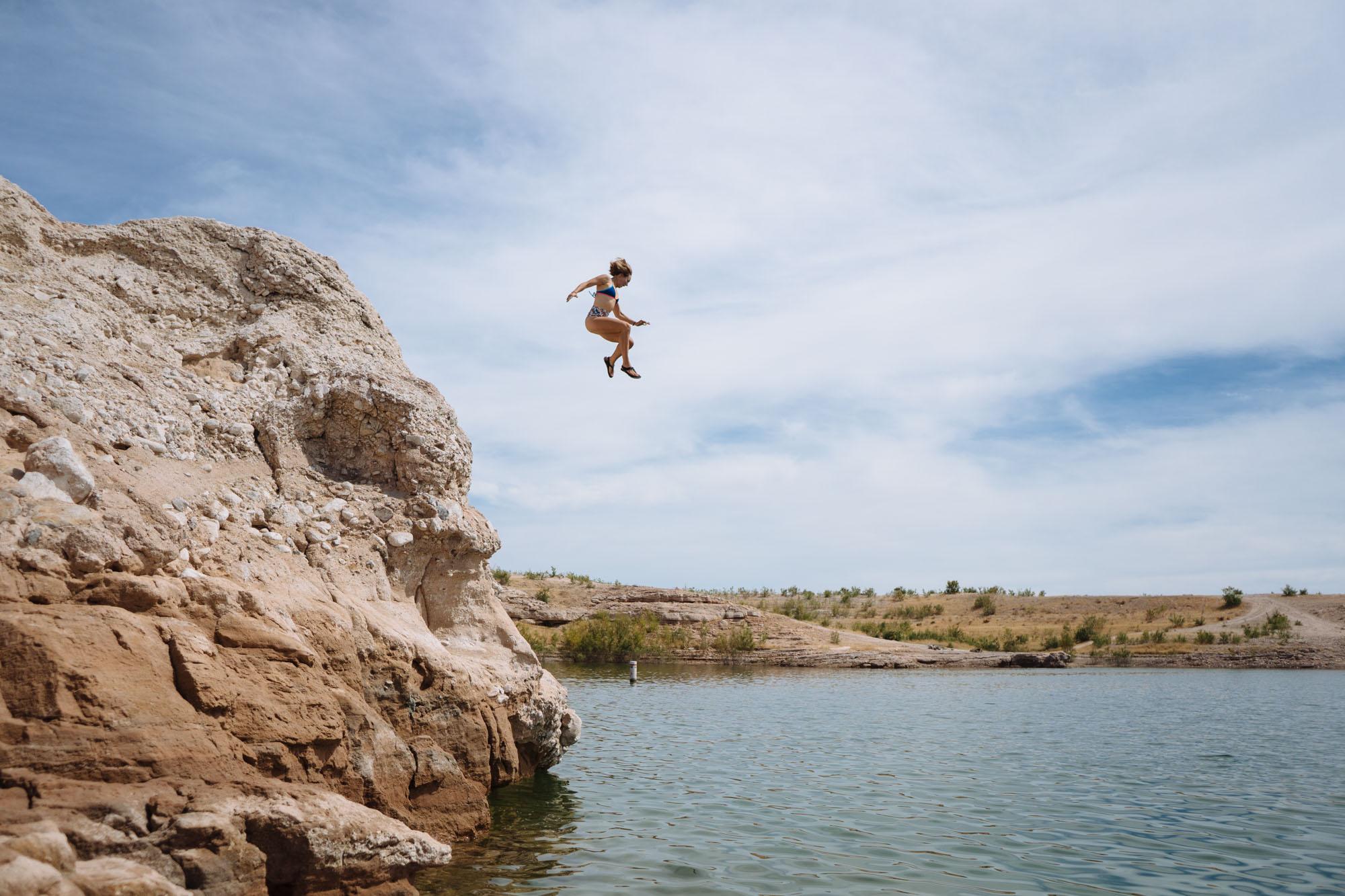 MAK's jump