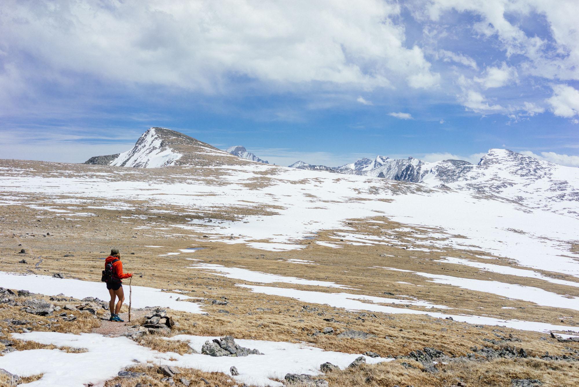 Flat Top Mountain, RMNP, CO