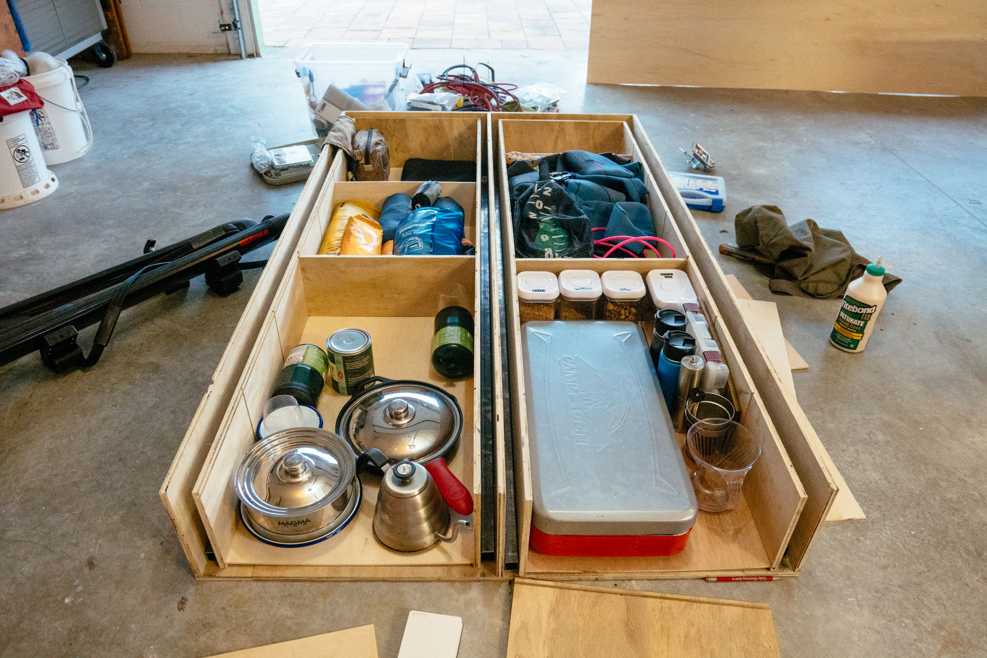 How to Build a Truck Bed Camper for UNDER $400 — Bound For ...