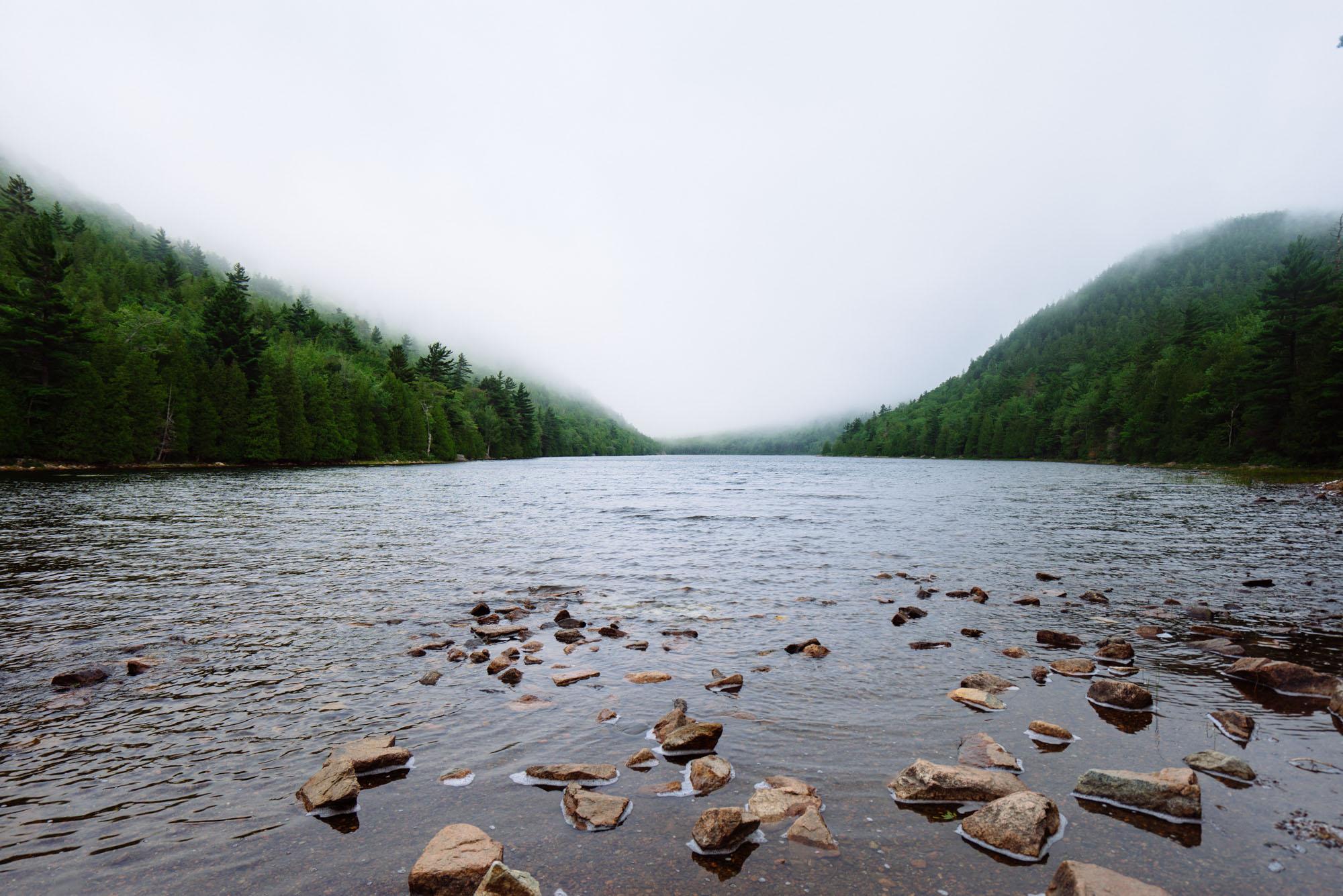 Bubble Pond, Acadia NP