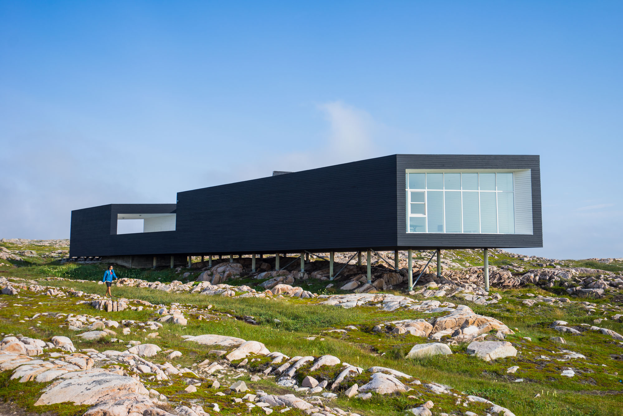 One of many beautiful examples of architecture on Fogo