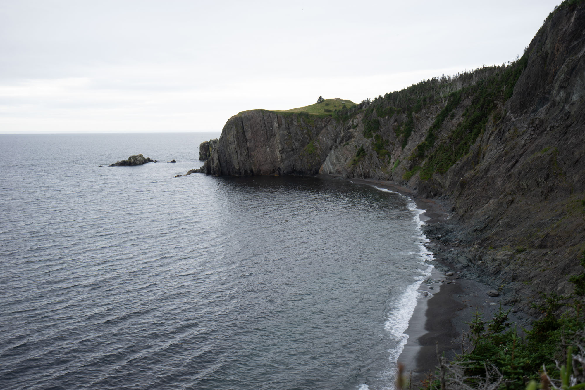 Atlantic Views from the Skerwink Trail