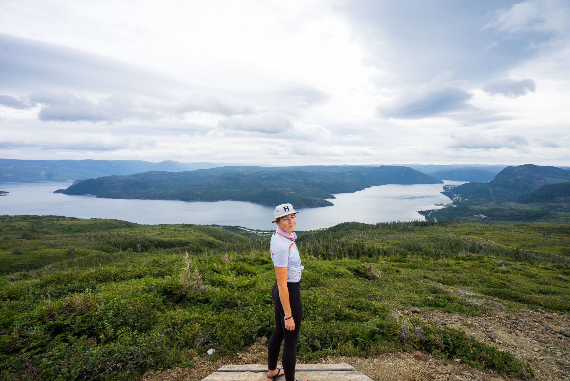 Woody Point Lookout