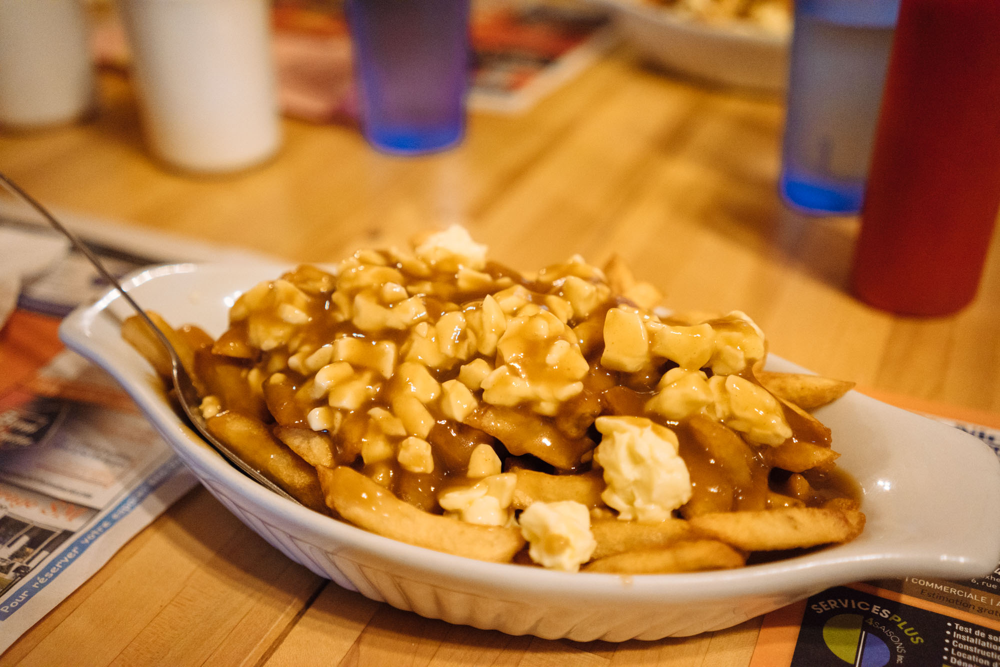 More poutine. Can't stop, won't stop!