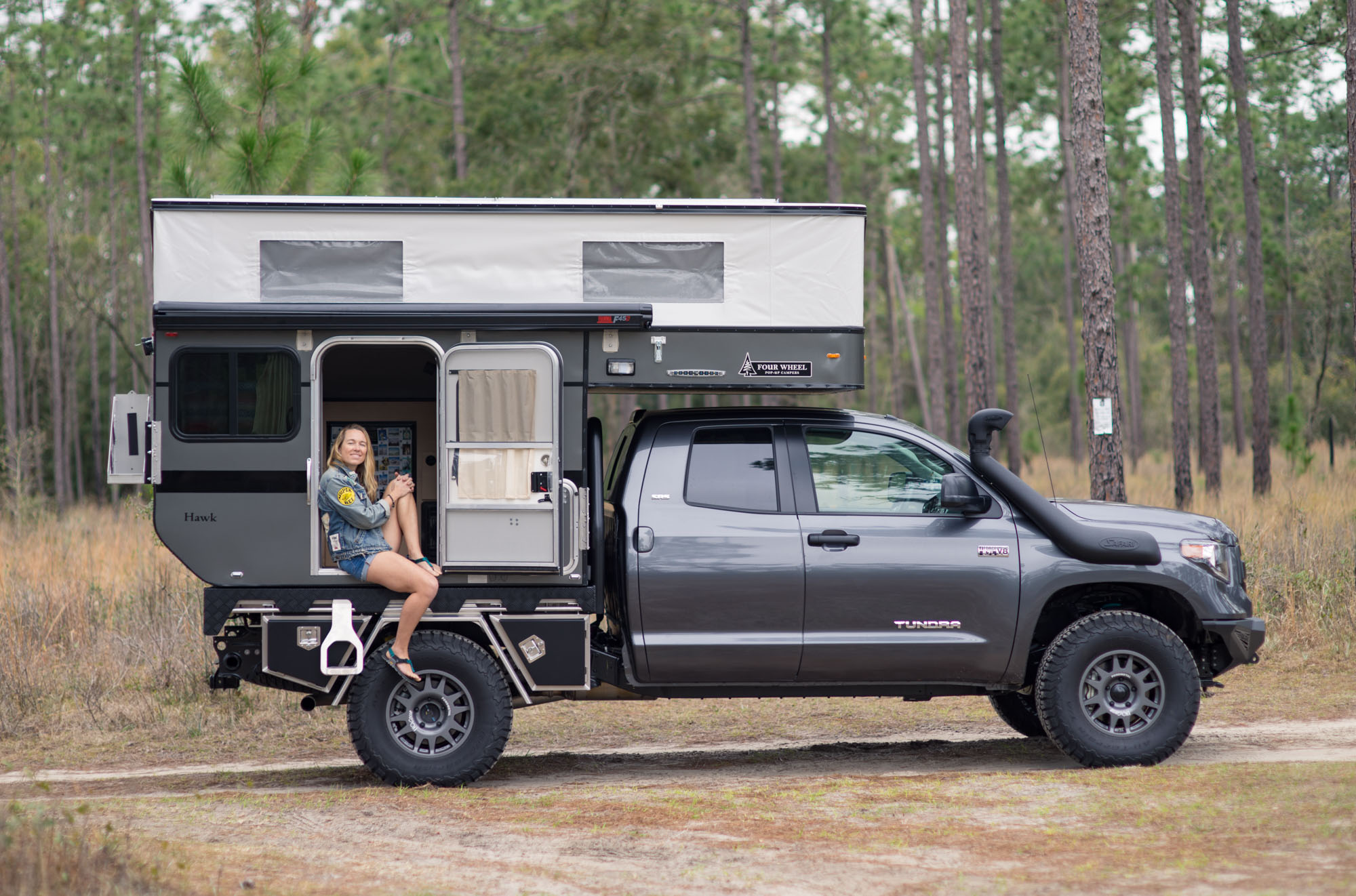 Four Wheel Camper >> Operation New Rig Bound For Nowhere