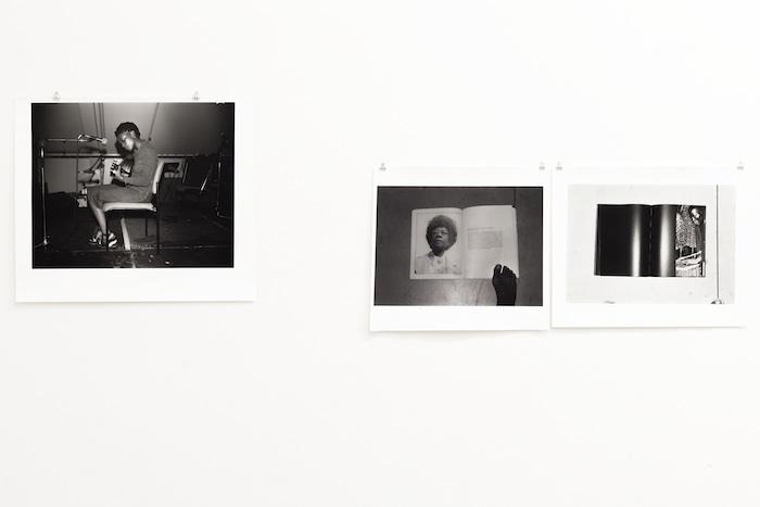 Exhibition Installation View,  wir, ihr, sie,  Kunstverein Leipzig, 2016