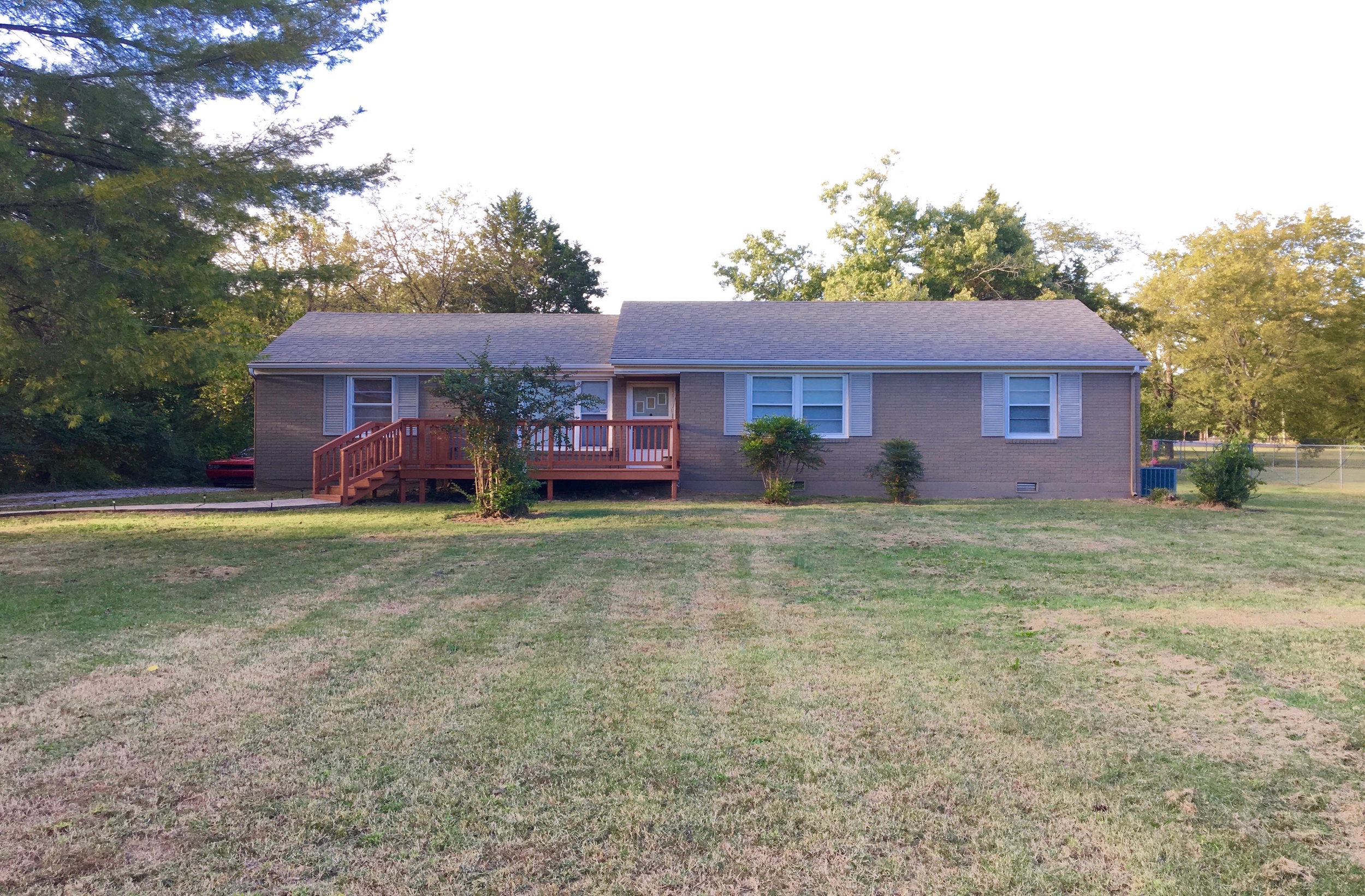 920 Westchester RENTED   MADISON: Single Family Home:  3 Br 1 Ba + Garage + Deck + 1 Acre