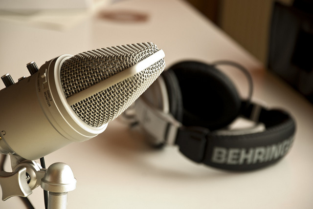 My Podcast Set I-Patrick Breitenbach/Flickr-CC BY 2.0