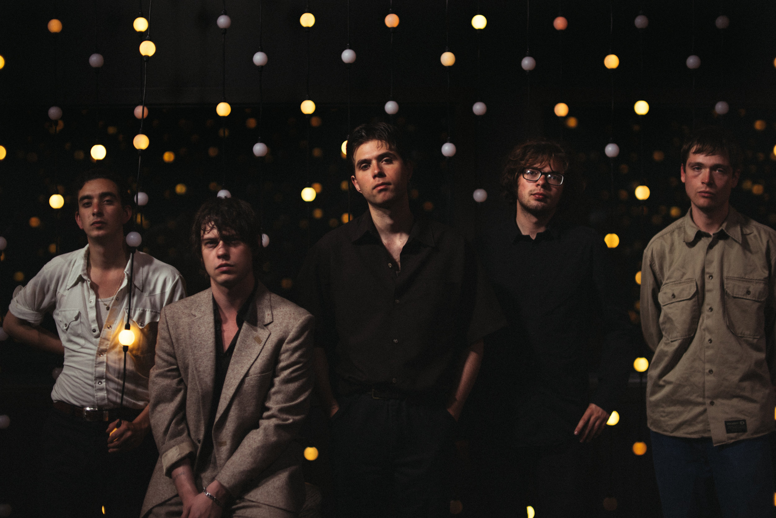 Iceage @ KEXP