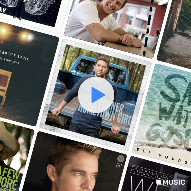 Apple Music's Breaking Country