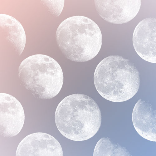 Moon Days: The lunar cycle provides us built in holidays.