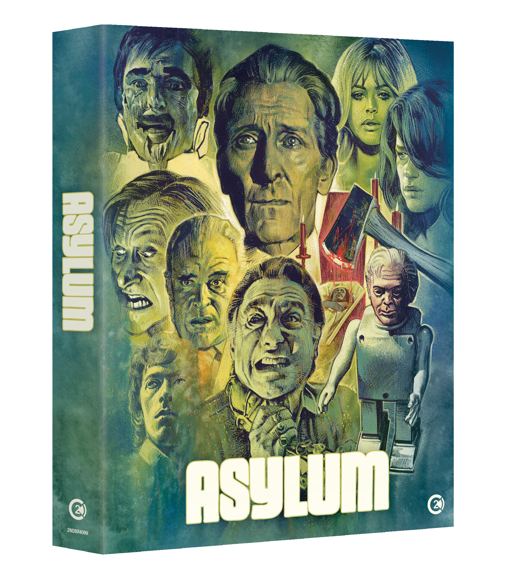 REVIEW: Asylum (1972) Special Edition -