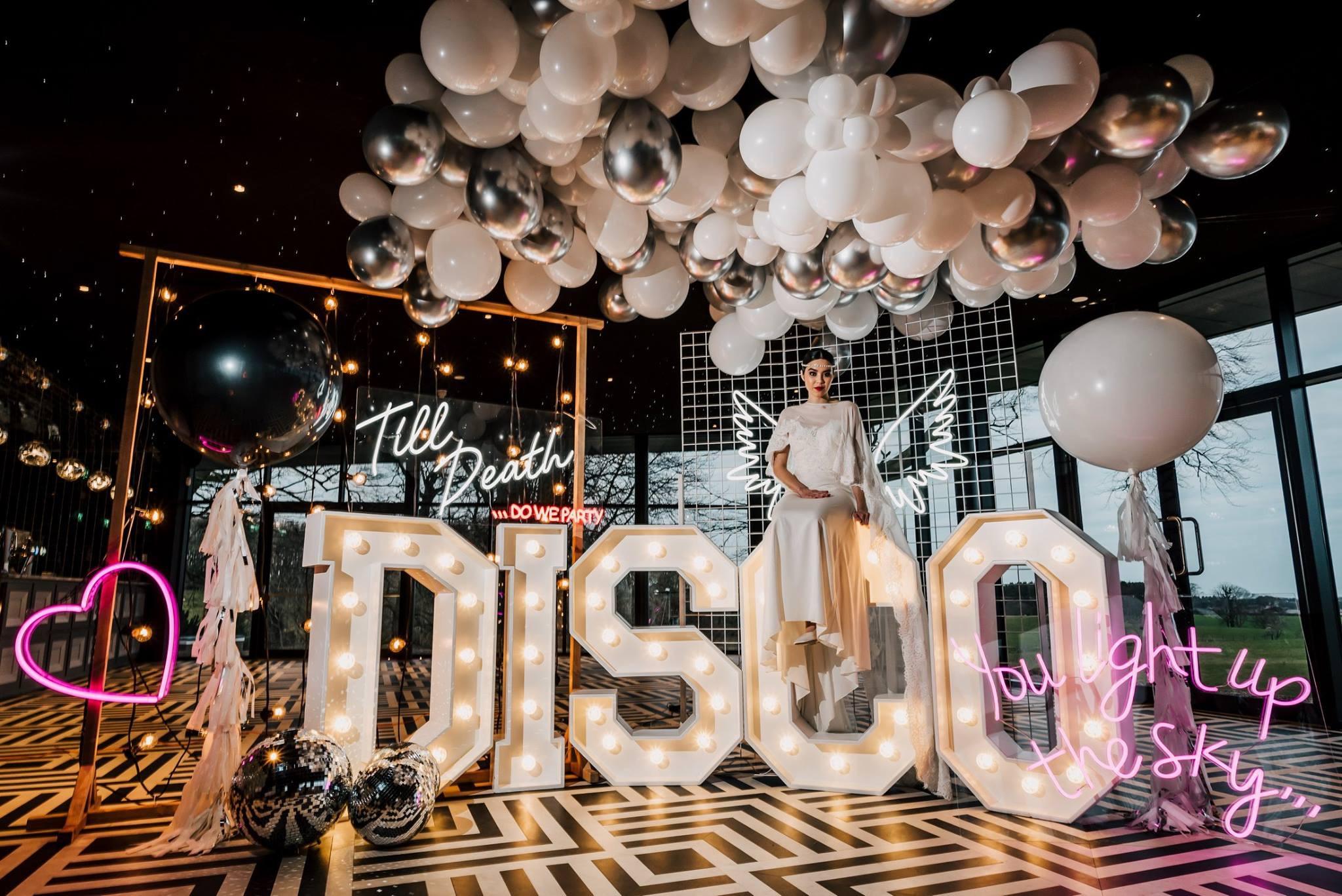 Wedding Inspiration Glitterati