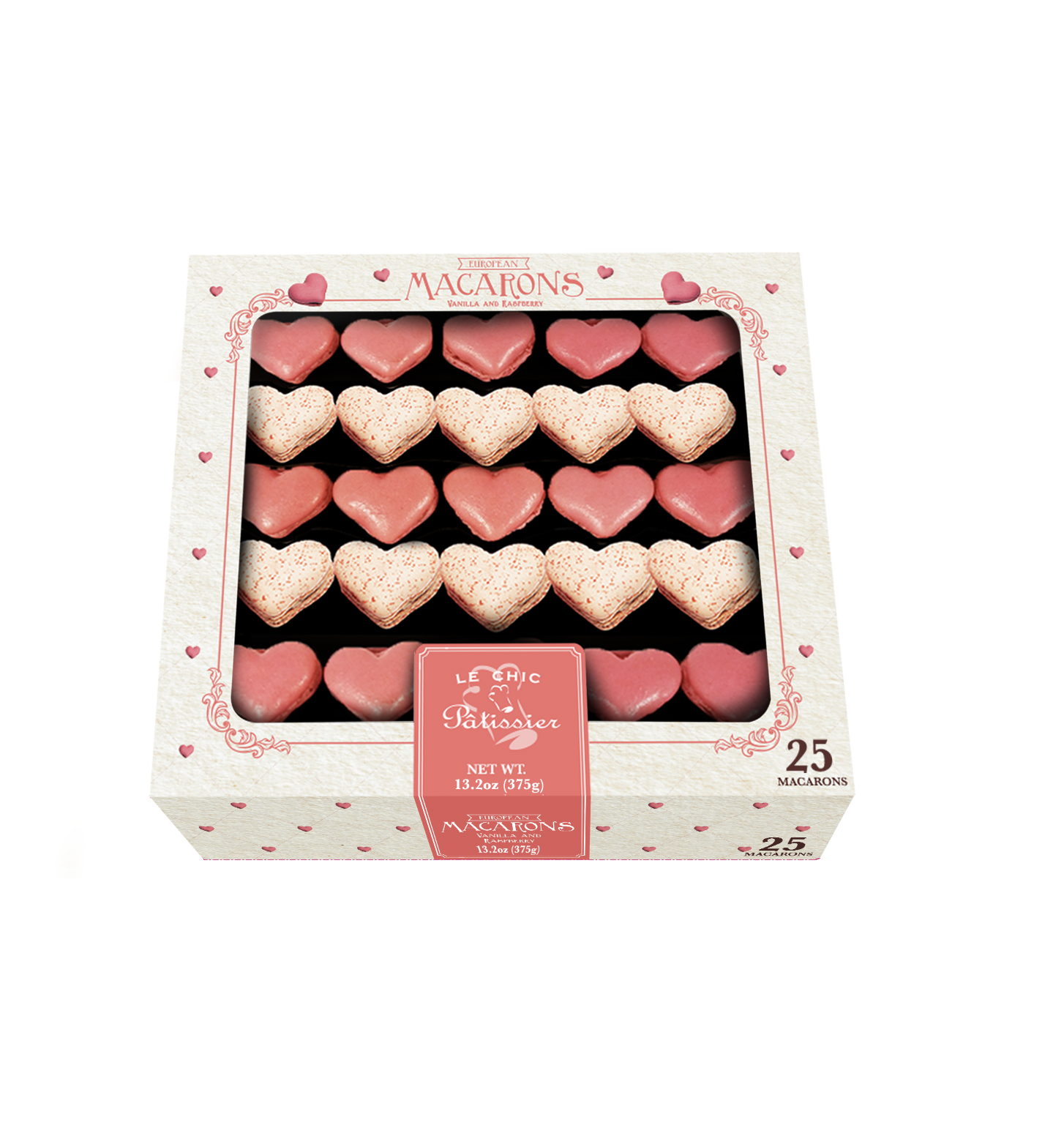 Valentine's Day Macarons 25ct image.png