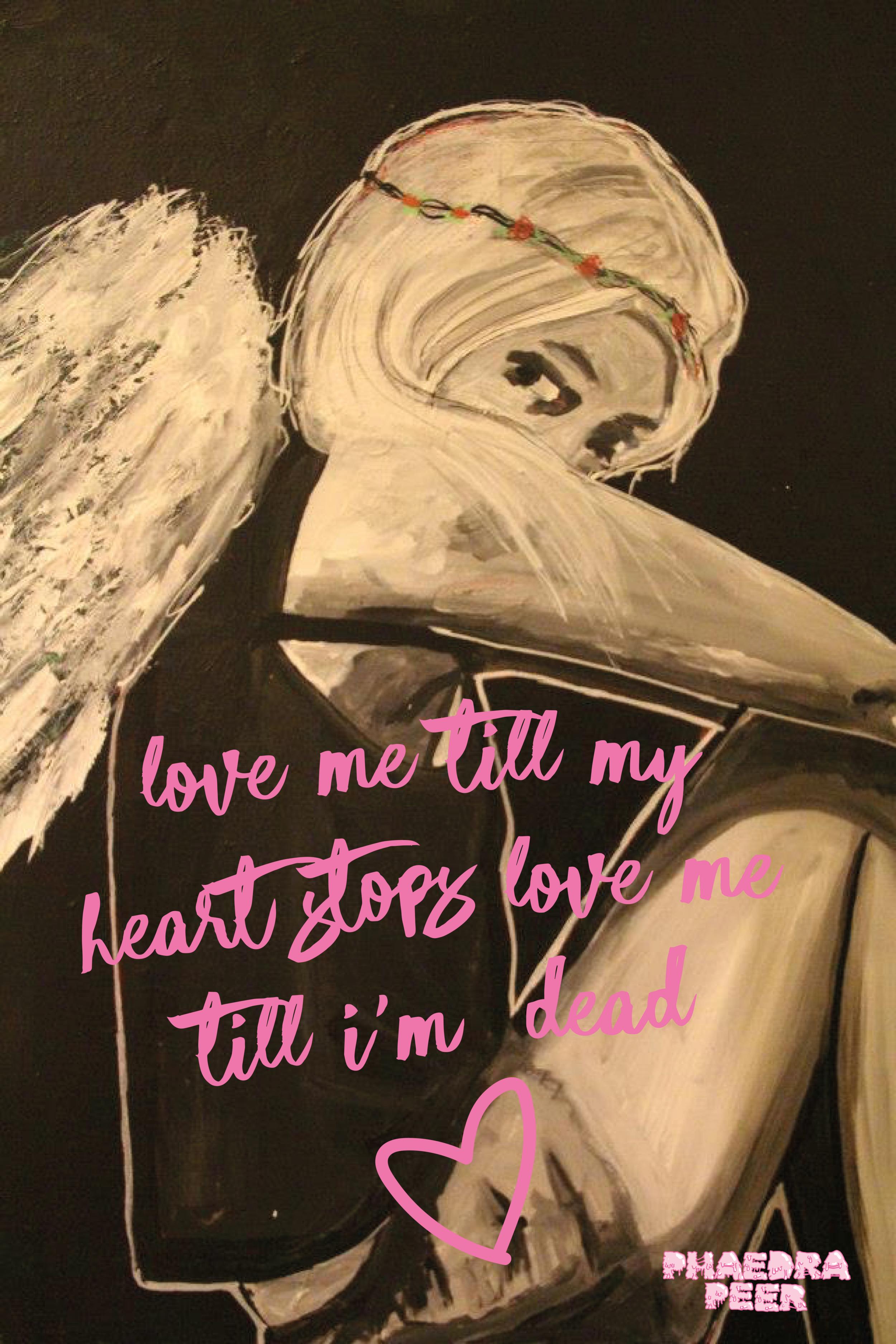 Love Me Till My Heart Stops