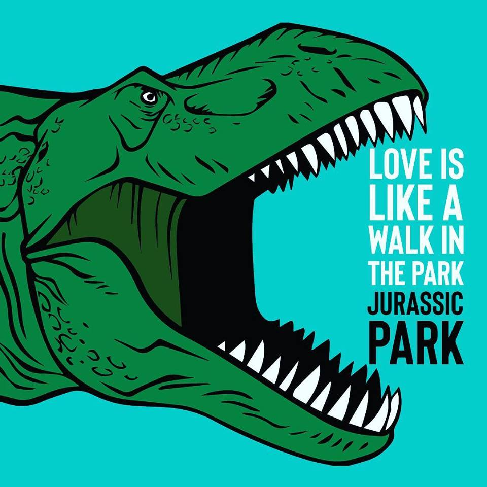 Love Is Like A Walk In The Park
