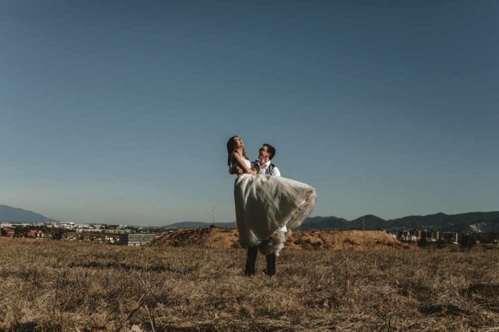 Postboda fotografo boda martorell barcelona cerdanyola