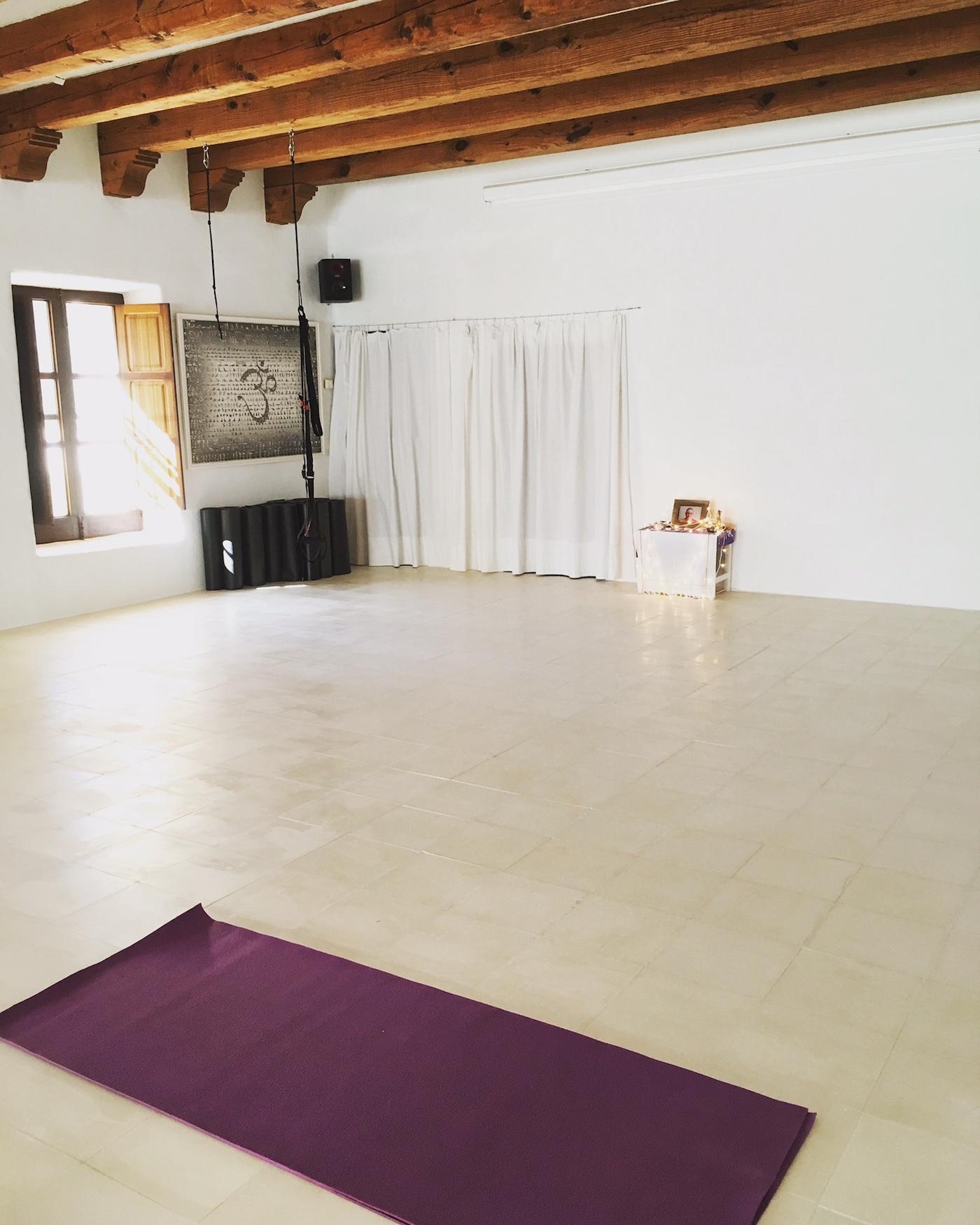 Ibiza Ashtanga Vinyasa Yoga