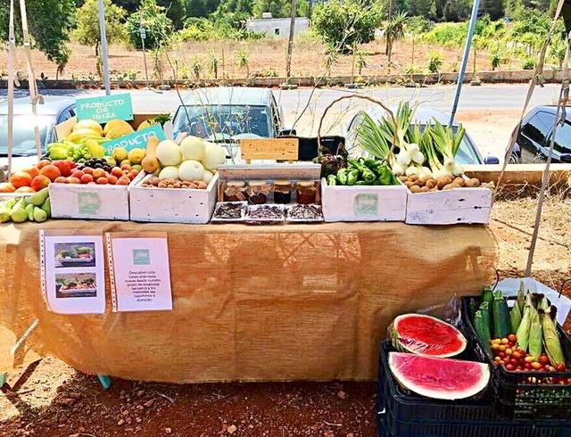 Ibiza farmers market